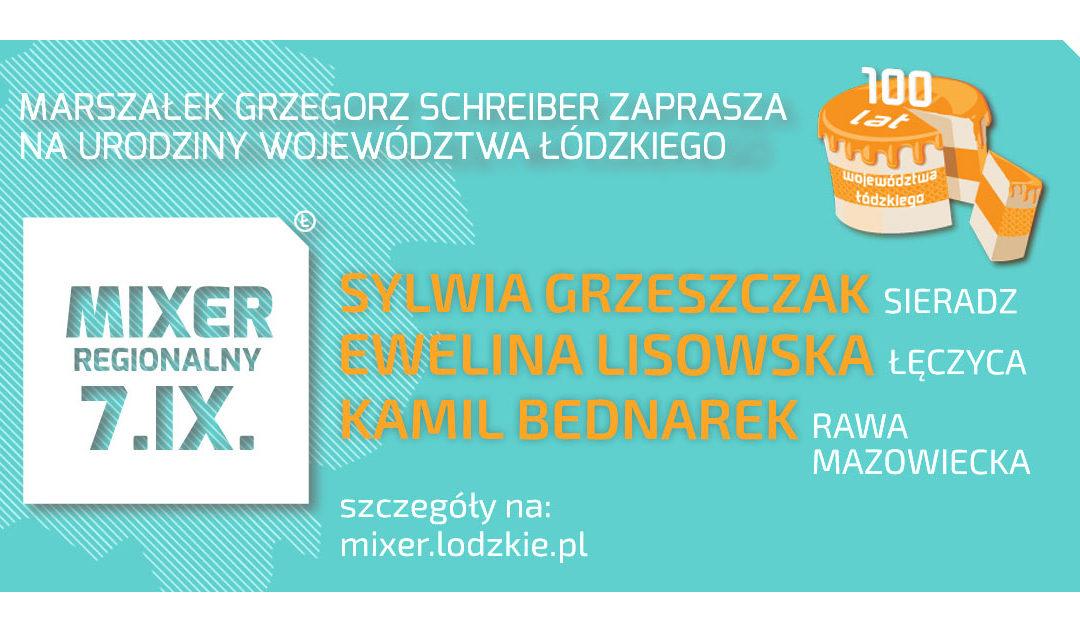 mixer regionalny 2019