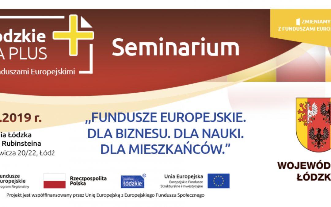 fundusze europejskie dla biznesu. dla nauki. dla mieszkańców.
